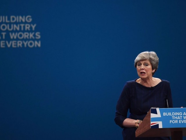 The EU thinks Theresa May has lost her authority to negotiate Brexit