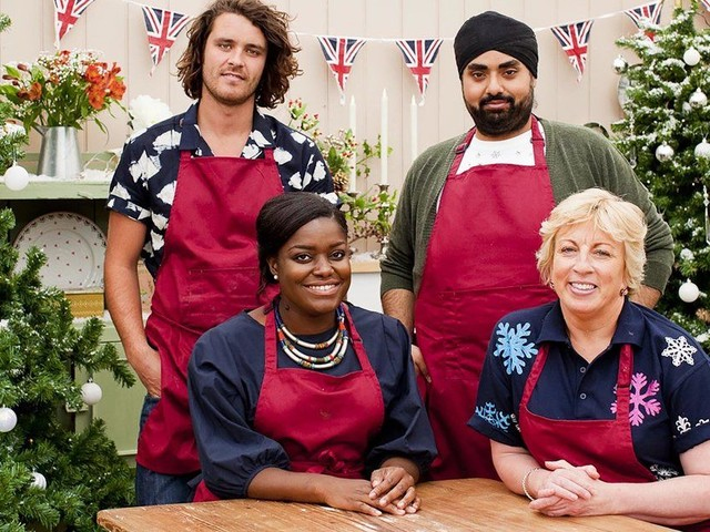 'Great British Bake Off': Baked Alaska Made A Return To The Tent And It Was Too Much For Viewers After 2014's #BinGate