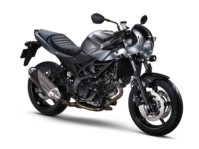 Suzuki SV650X To Be Unveiled At The 2017 Tokyo Motor Show