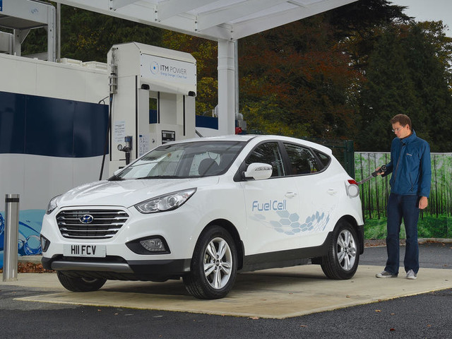 Analysis: do hydrogen-powered cars have a future?