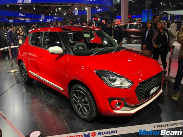 Maruti Swift Accessories With Prices Revealed