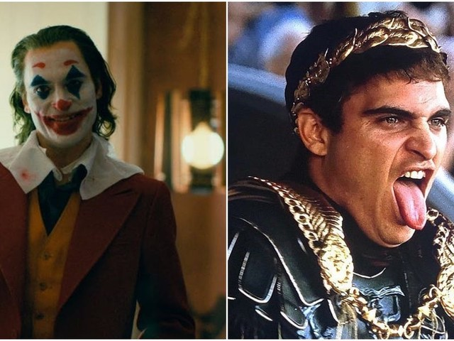 Every single Joaquin Phoenix performance, ranked