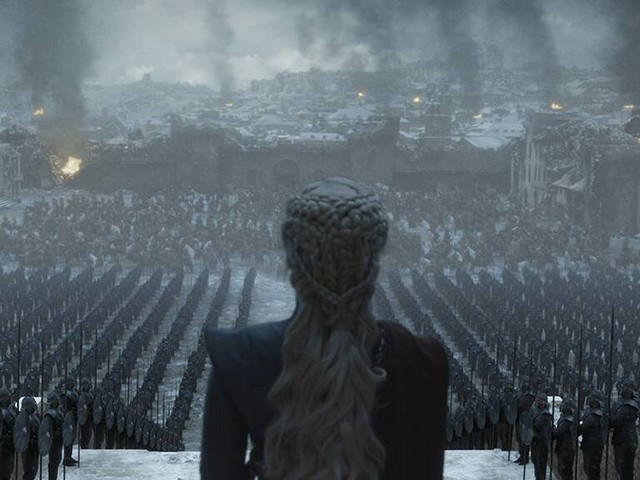 Game of Thrones Episode 8.6: 'The Iron Throne' and a nonsensical ending