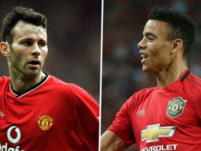 Greenwood reminds Solskjaer of Giggs as Man Utd starlet sees loan switch ruled out