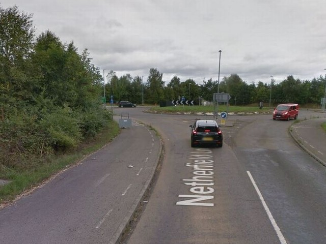 Driver killed after large piece of 'rock' crashes through windscreen