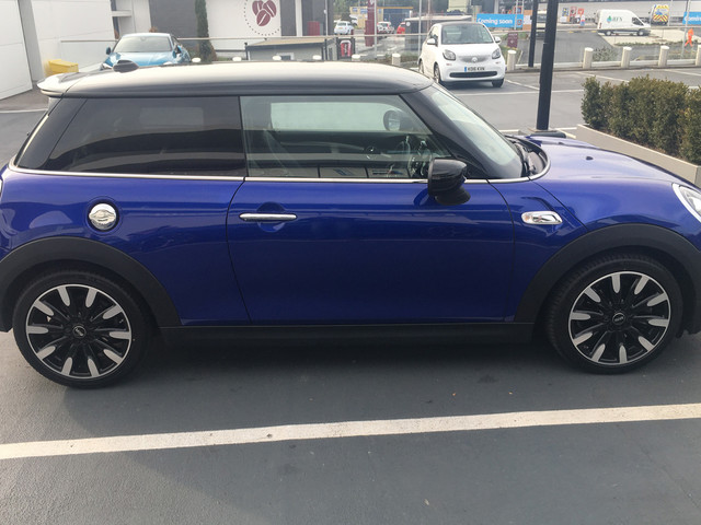 Steve Cropley: Swapping our trusty Fiat 500 for a Mini Cooper