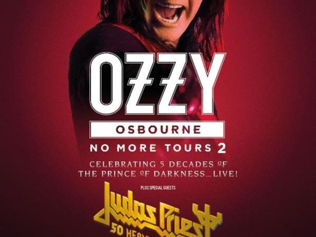 New dates for UK and European leg of Ozzy Osbourne's No More Tours 2 tour detailed