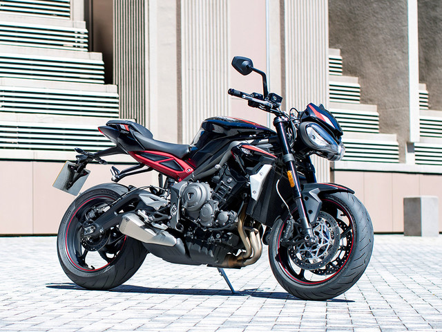 Triumph Street Triple R launched in India at Rs 8.84 lakh