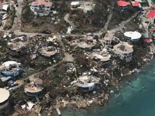 After raking Caribbean, Irma gains strength, targets Florida