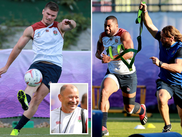 Eddie Jones compares England heroes to Samurai warriors ahead of Rugby World Cup quarter-final showdown with Australia