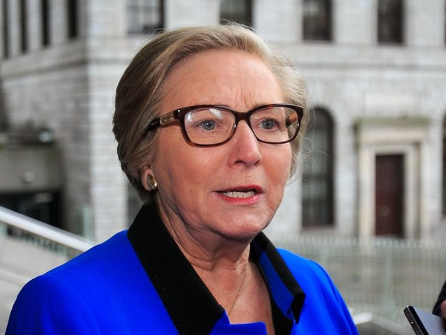 Frances Fitzgerald's political career hanging by a thread over Garda Maurice McCabe smear campaign