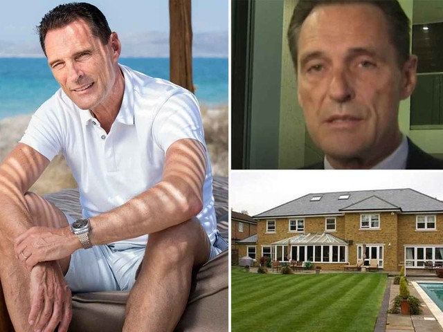 Thomas Cook boss claimed he was 'securing future of the business' just weeks ago while renting £2m Surrey mansion and pocketing millions in bonuses