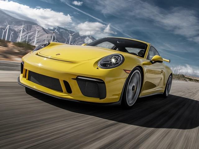 2018 Porsche 911 GT3 First Test: Beauty Beheld