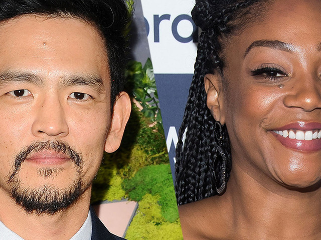 Tiffany Haddish and John Cho Join The Oath, a Movie Brought to You by Internet Crushes