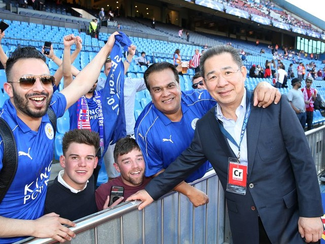 Wonderful Memories of Vichai