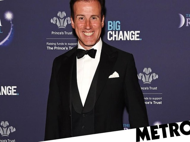How old is Anton Du Beke and what is his real name?