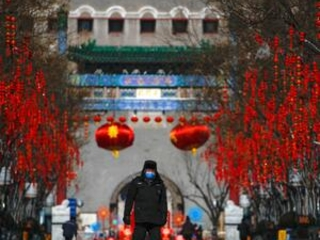 China sees rise in new virus cases, death toll rises by 105