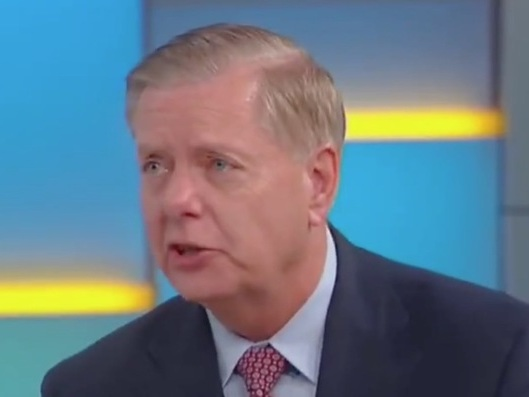 Trump Quotes Lindsey Graham Calling Ocasio-Cortez and Other Democrats 'a Bunch of Communists' (Video)