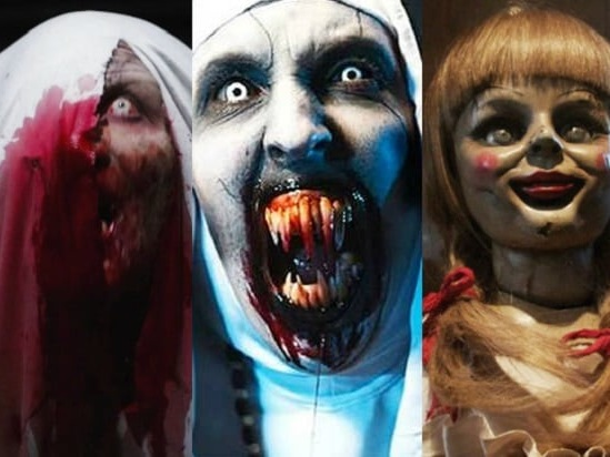 15 Facts About the 'Conjuring'-Verse Hauntings, Including 'The Nun' (Photos)