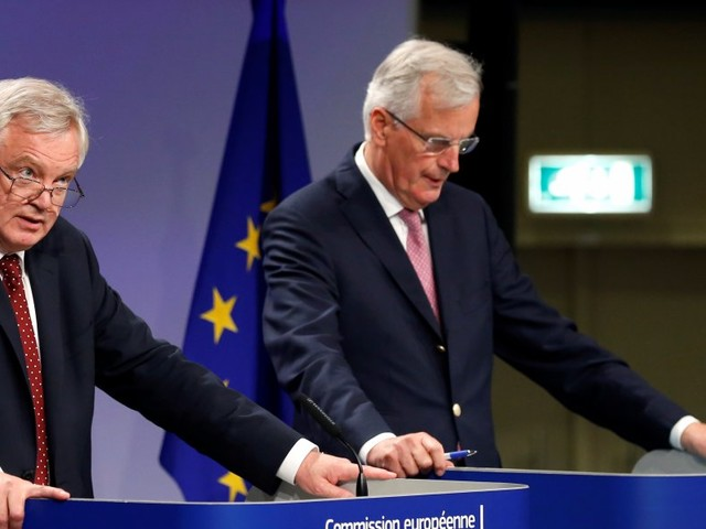 EU figures doubt a trade deal with the UK can be done before Brexit