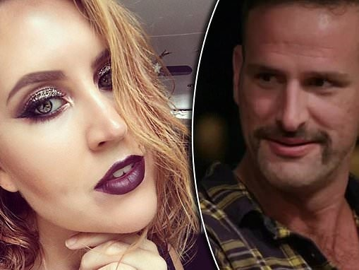 Claims Married at First Sight's Lauren Huntriss secretly dating Mick Gould after former virgin split