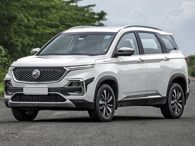 MG Hector BS6 petrol priced from Rs 12.74 lakh