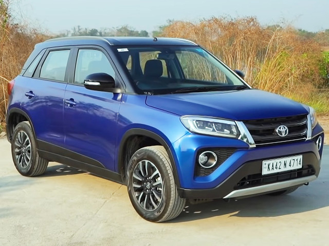 Toyota Urban Cruiser: Which variant to buy?