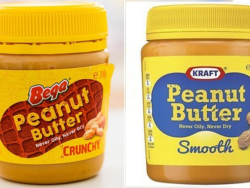 Peanut butter war as Kraft fights Bega's right to retain trademark