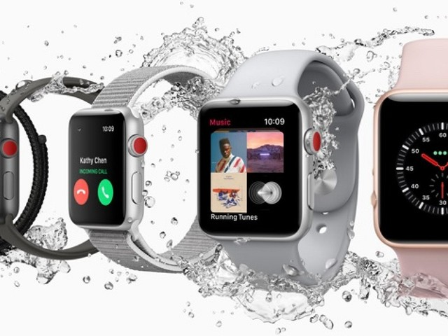 Apple Watch Series 3 Facing LTE Setbacks in China, Likely Due to Government 'Security Concerns'