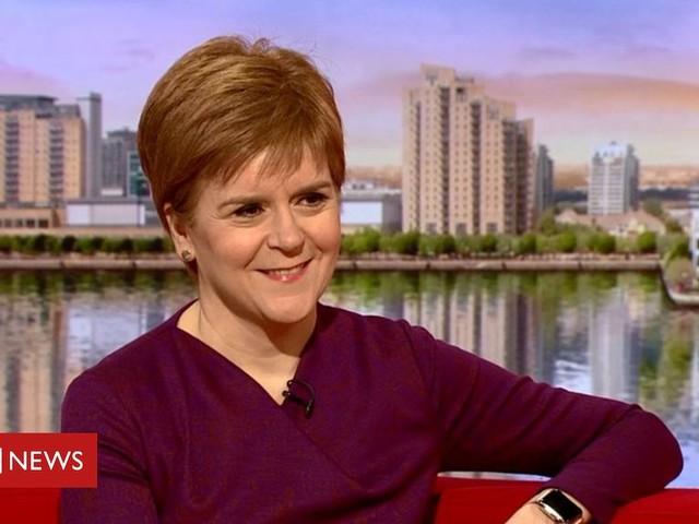 Sturgeon: 'All options' open if Scottish independence referendum blocked