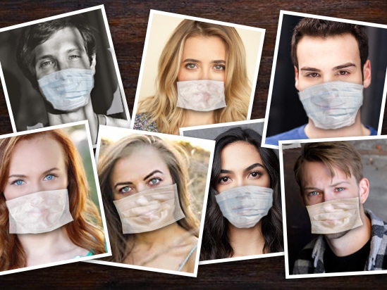 How Hollywood Actors Are Weathering the Pandemic: No Auditions, No Side Jobs, a Lot of Hustle