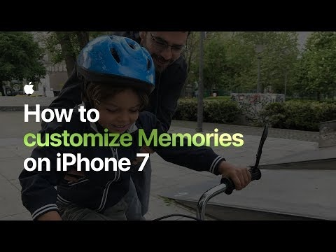 Apple Shares Two New Tutorials for Memories Feature in Photos App