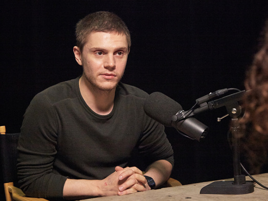 Remote Controlled: 'American Horror Story: Cult' Star Evan Peters on Politics, Power and What's in Store for the Finale