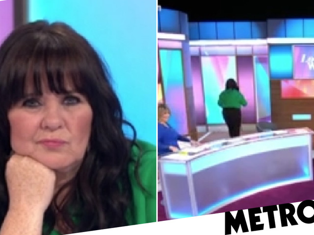 Coleen Nolan walks off Loose Women set in least dramatic exit of all time: 'I've never been more bored in my life'