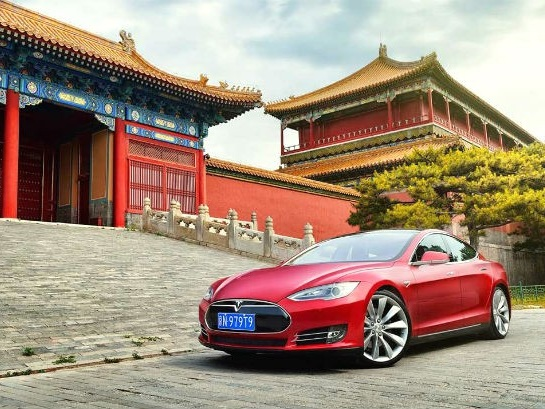 Shang 'em Hai: China's Push for More EVs