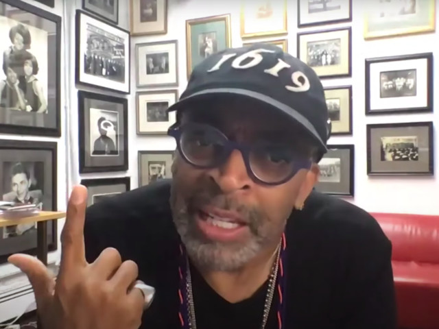 'You should not be speaking about our brother!': Spike Lee tells Trump not to talk about George Floyd