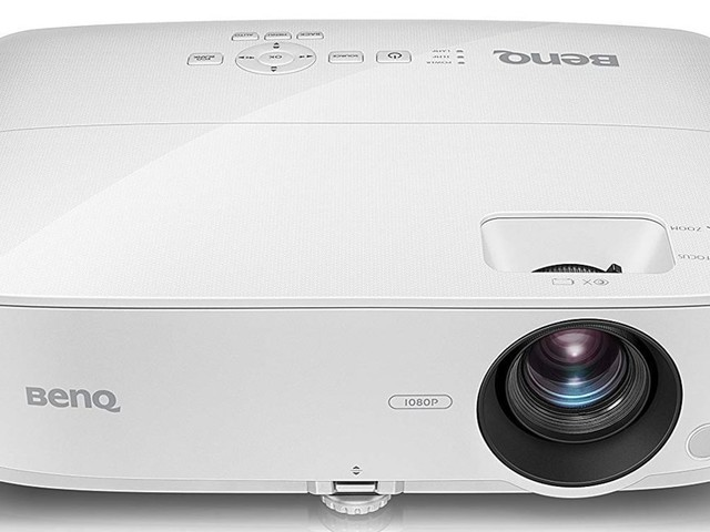 Instead of a TV, my family uses this $550 projector — and our house is the place for watch parties