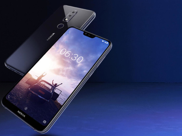 The Nokia X6 might be sold around the world as the Nokia 6.1 Plus