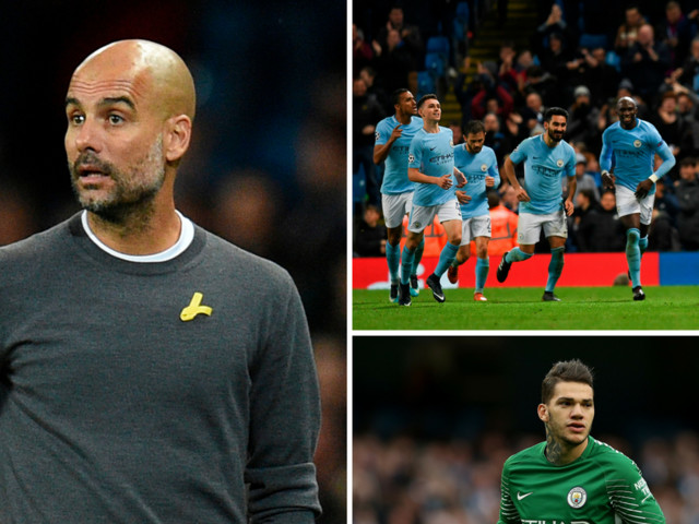 Man City news and transfer rumours Pep Guardiola updates and Ederson latest