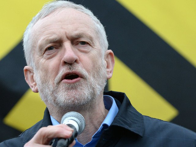 Jeremy Corbyn Drafts In Unite Union Official Andrew Murray To Head Up His Election Campaign Team