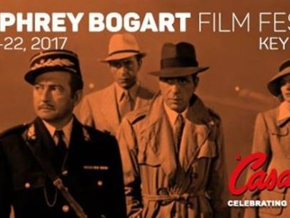 The Bogart Film Festival in Irma Ravaged Key Largo will go on as Planned in October with 'Casablanca's' 75th Anniversary