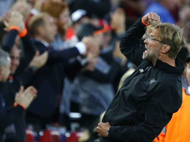 """That is football!"" The 7 stages of Liverpool's brilliant third goal against Hoffenheim that made Jurgen Klopp scream with joy"