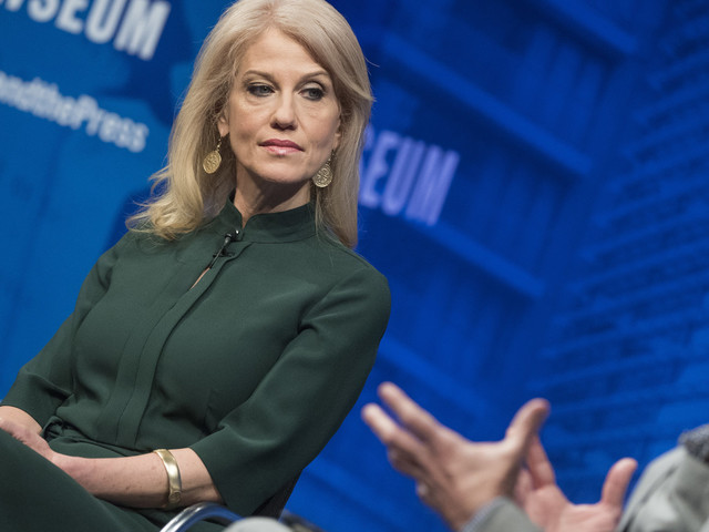 Kellyanne Conway: 'Just Because Somebody Says Something Doesn't Make It True'