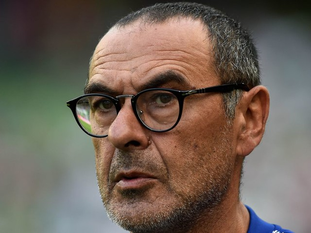 Sarri wants one more player before the transfer window closes on Thursday