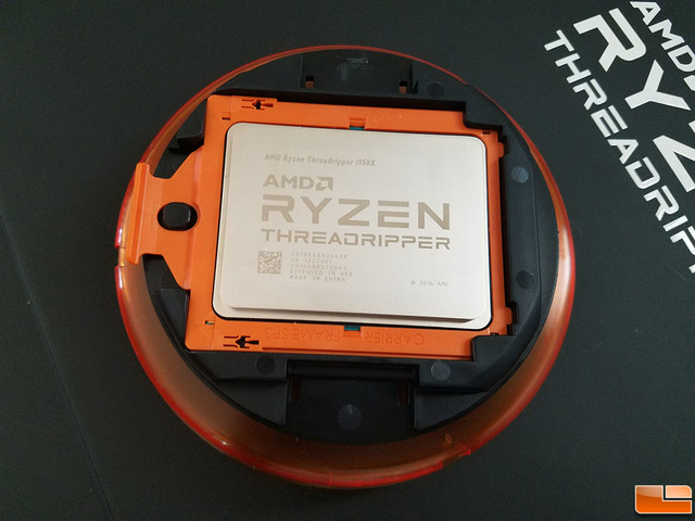 AMD Ryzen Threadripper Unboxing and Installation