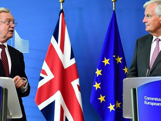EU Chief Negotiator Michel Barnier Slams No 'Decisive Progress' On Brexit Talks