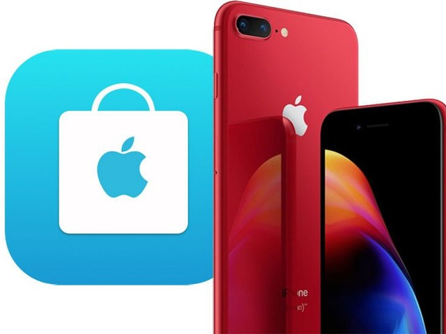 (PRODUCT)RED iPhone 8 and iPhone 8 Plus Now Available to Order