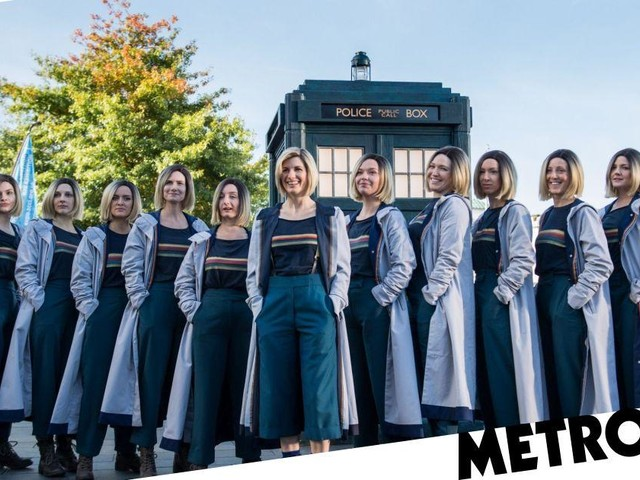 Why was the Doctor Who premiere held in Sheffield?