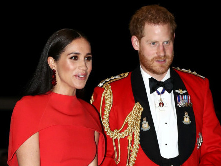 Prince Harry and Duchess Meghan sign four-book deal with Penguin Random House