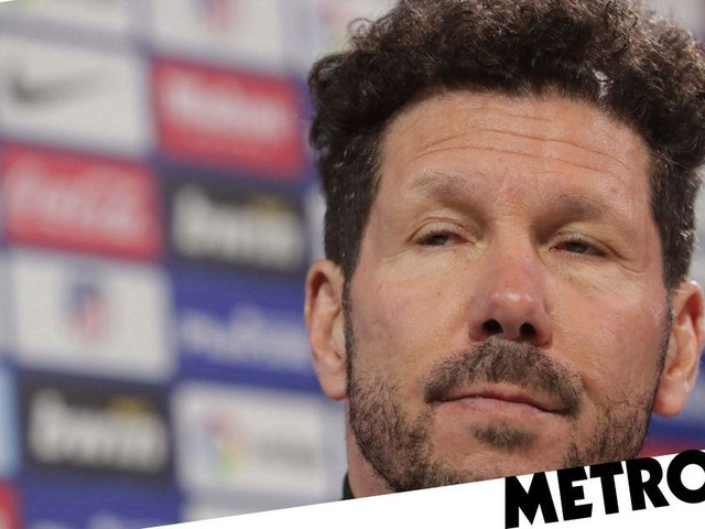 Diego Simeone turns down Arsenal job after Gunners make contact with Atletico Madrid boss